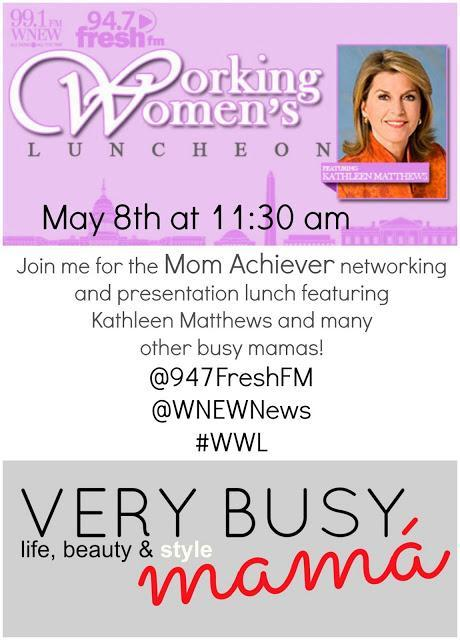 Kid Trips Book Party and Mom Achiever Working Women's Luncheon