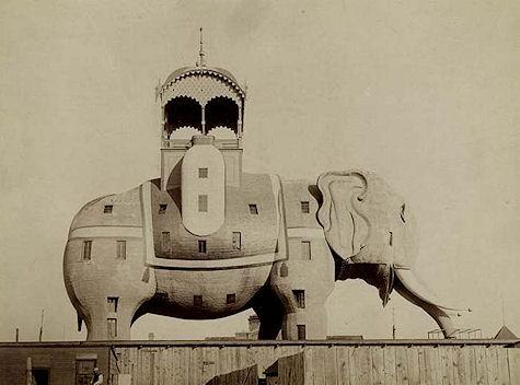 Elephantine Colossus: Brooklyn's Most Unusual Hotel