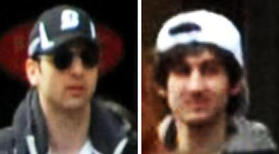 One Boston Marathon Bombing Suspect Dead,  The Other On The Run: Update Firefight Video