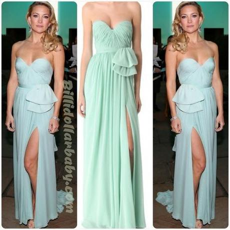Celebs attend the Tiffany & Co. Blue Book Ball Kate Hudson,...