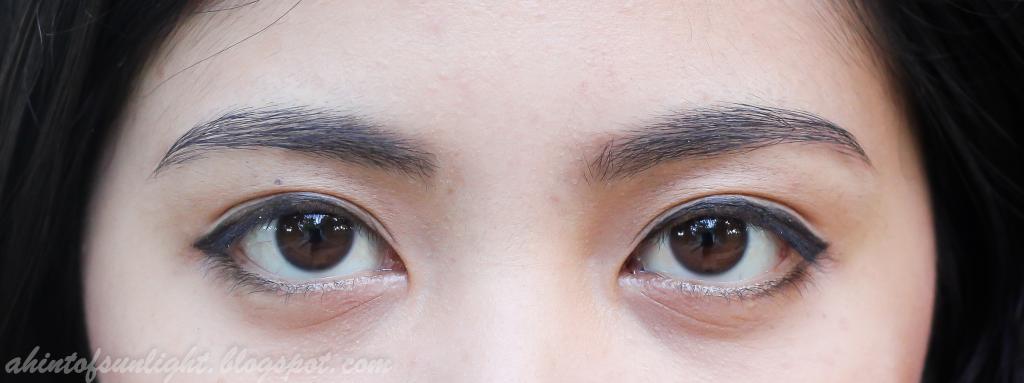 Maybelline Eyestudio Lasting Drama Gel Eyeliner Review / New Blog ...