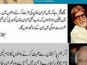 Views Amir Khan, Amitabh Bachan, Anwar Maqsood Aitazaz Ahsan Must Read