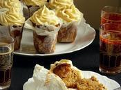 Espresso Caramel Cupcakes with Chocolate Centre