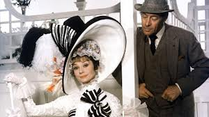 "I LOVE That Scene: Unaccustomed to Saying ""I Love You"" in My Fair Lady"