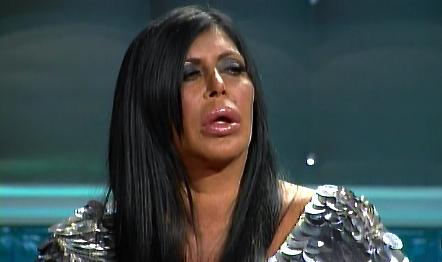 Mob Wives Reunion: It's Nothing But Prison Wives And Buttah Knives. There's No Love In The Room Tonight.