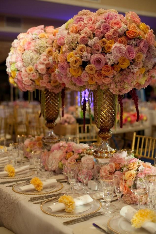 Amazing Wedding Table Flowers Centerpiece Arrangement 634 x 951 · 89 kB · jpeg