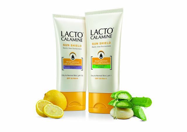 Lacto Calamine Sun Shield