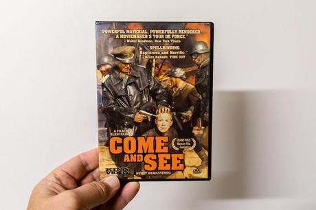 dvd come and see by director elem klimov