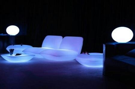decor LED furniture7 Outdoor Decorating With Illuminated Furniture HomeSpirations