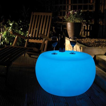 decor LED furniture1 Outdoor Decorating With Illuminated Furniture HomeSpirations