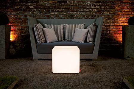 decor LED furniture4 Outdoor Decorating With Illuminated Furniture HomeSpirations