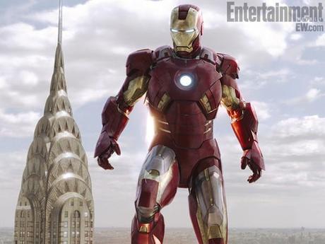 The Avengers (2012)Robert Downey Jr. as Iron Man