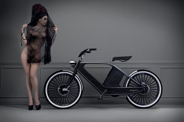 cykno electric bike paperblog. Black Bedroom Furniture Sets. Home Design Ideas
