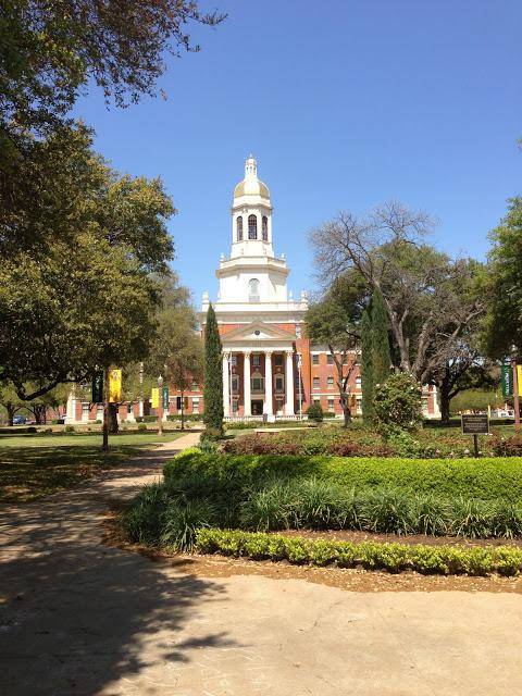 essay requirements for baylor university