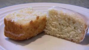 Pineapple Pound Cake With Piña Colada Glaze