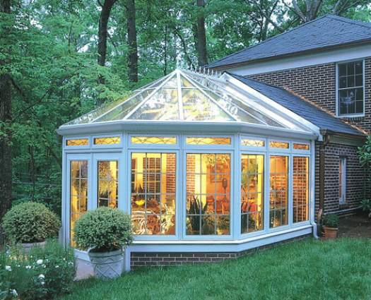 10 interior renovations that add value to the house for Solarium room additions