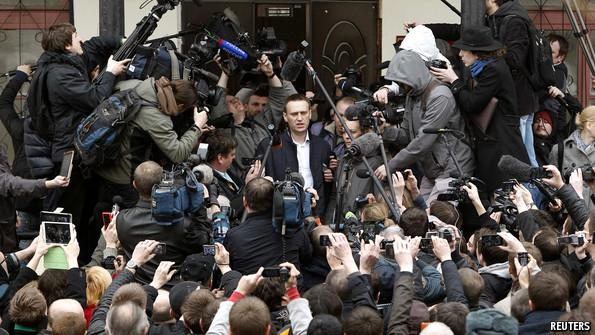 Justice in Russia: The Navalny affair