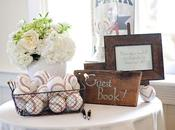 Wedding Guest Sign Ideas