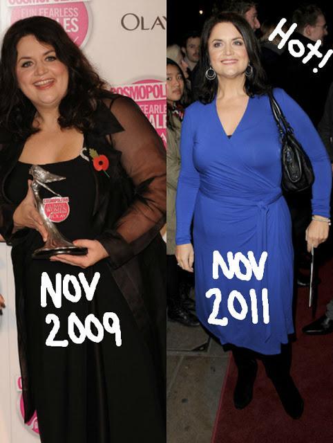 Ruth Jones Weight Loss