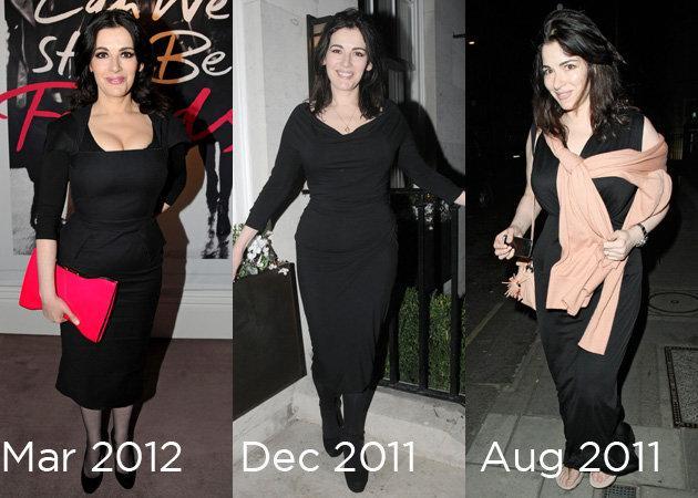 Nigella Lawson Weight Loss - Paperblog