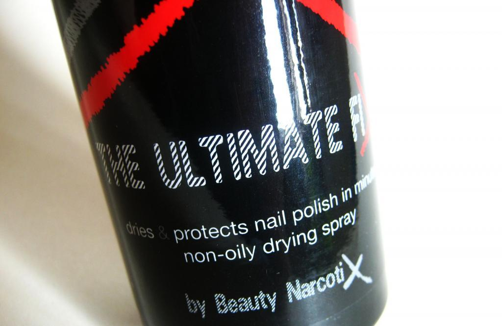 The Ultimate Fix - Nail Polish Drying Spray - Paperblog
