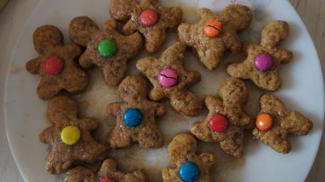 Off Season Gingerbread Men