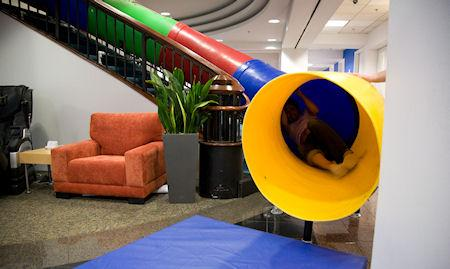 Spectacular Office Slides Paperblog