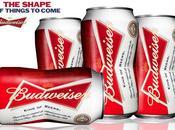 Budweiser Takes Bowtie-Shape