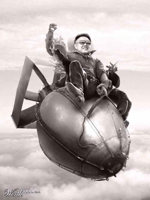 Dr Strangelove North Korean style