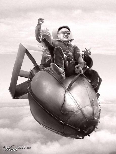 Dr Strangelove North Korean style