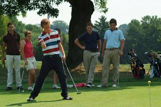 Making the Putt at Golf Camp