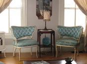 Vintage French Sitting Pretty