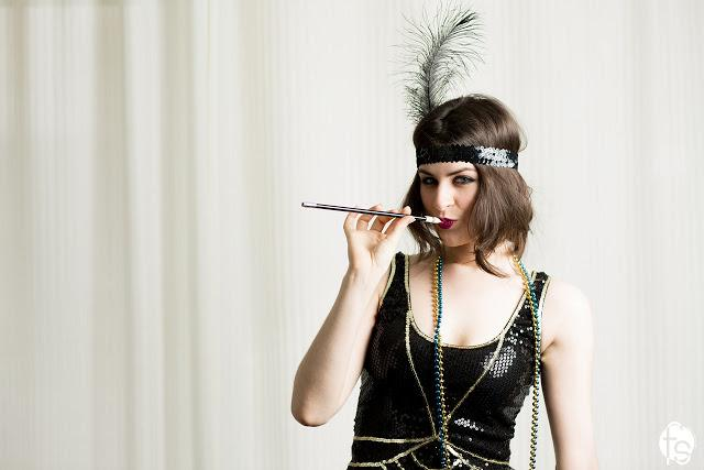 Gallery For > Authentic Flapper Dress