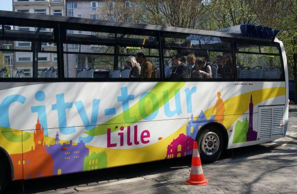City Tour Lille