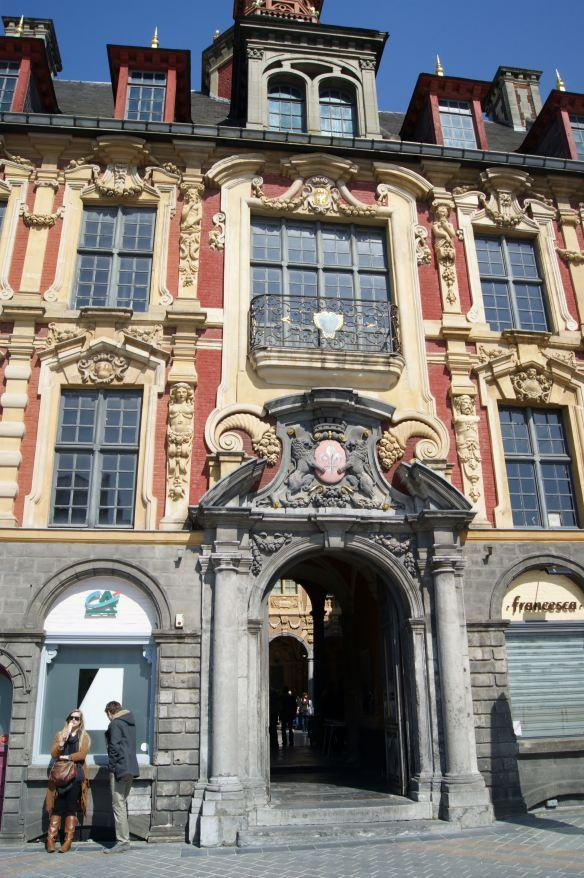 Lille Old Stock Exchange
