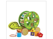 Daily Deal: Sale Hape Toys Save Peter Rabbit Organics Baby Food!