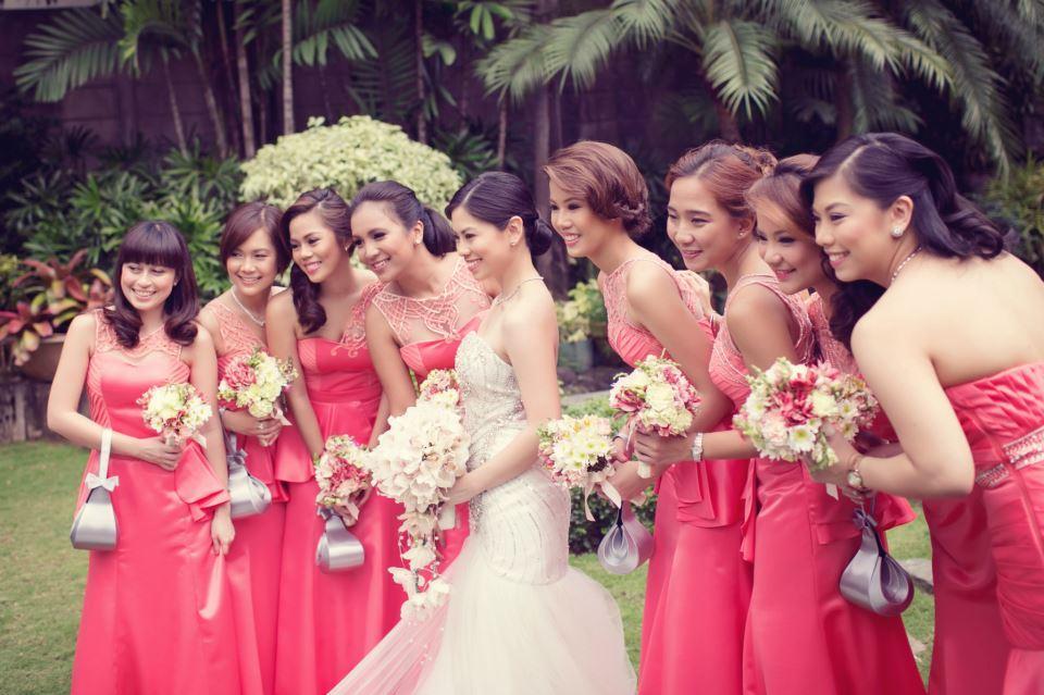Bridal Gown Designer Turned Blushing Bride =) - Paperblog