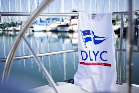 Diamond Life Yacht Club Tank Top