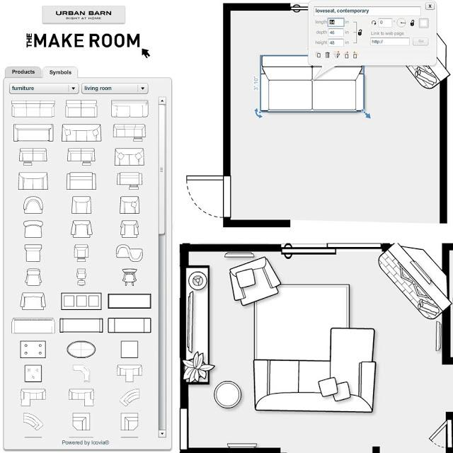 Urban Barn Room Planner