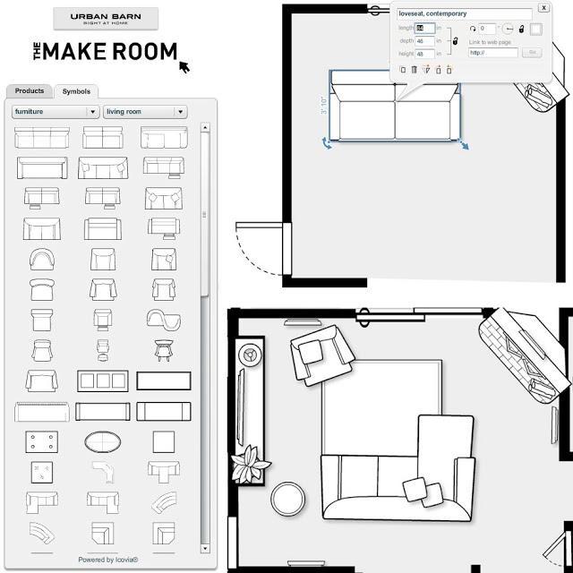 Urban Barn Room Planner