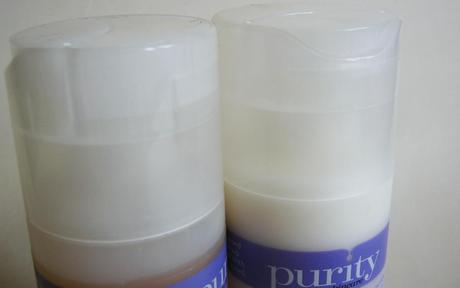 Purity Organic Skincare - Facial Wash & Cleansing Lotion