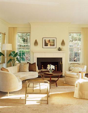 decor monochromatic living room2 Design Quote To Inspire You HomeSpirations