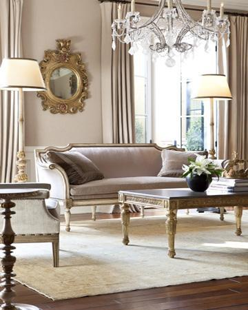 decor monochromatic living room6 Design Quote To Inspire You HomeSpirations
