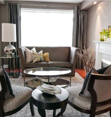 decor monochromatic living room3 Design Quote To Inspire You HomeSpirations