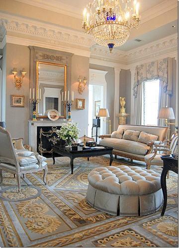 decor monochromatic living room7 Design Quote To Inspire You HomeSpirations