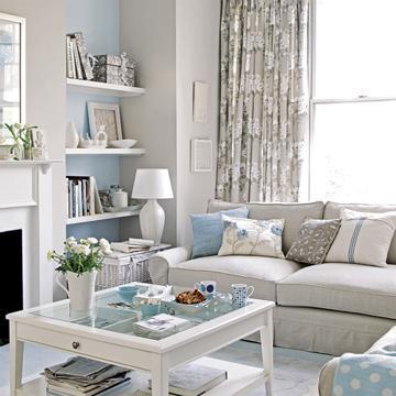 decor monochromatic living room10 Design Quote To Inspire You HomeSpirations