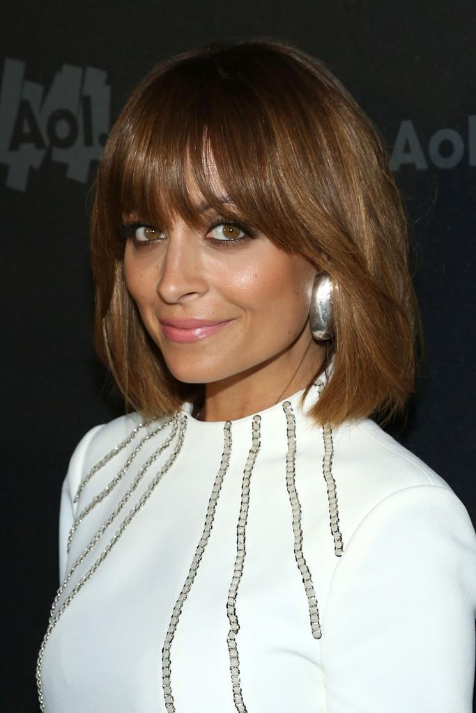 nicole richie hair bob trends 2013 covet her closet celebrity gossip fashion deal free shipping