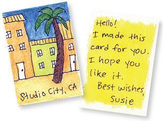 Art Trading Card Drive for Haiti