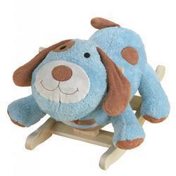 Rockabye 85043 Roo Roo the Doggie Rocker