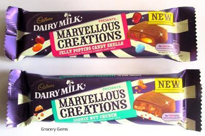 Cadbury Dairy Milk Marvellous Creations Review